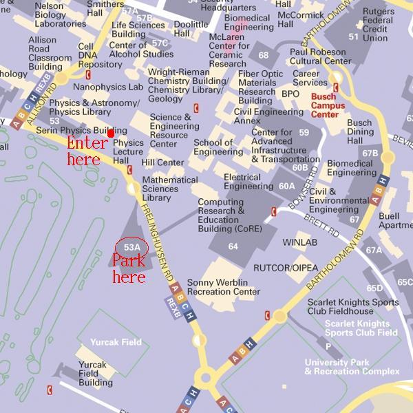 Rutgers Physics and Astronomy: 2007 Long Range Plan QCD Town ...