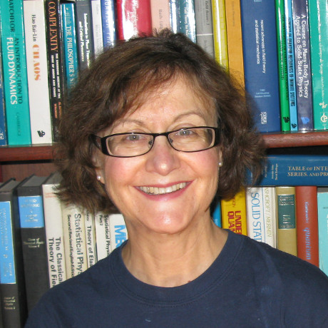 photo of Prof Eva Andrei