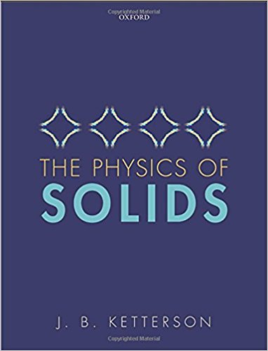 Solid State Physics 601